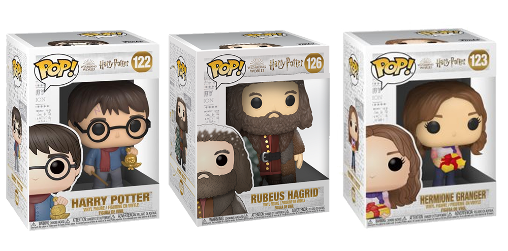 Calendrier de l'Avent Harry Potter Funko Pop 2020